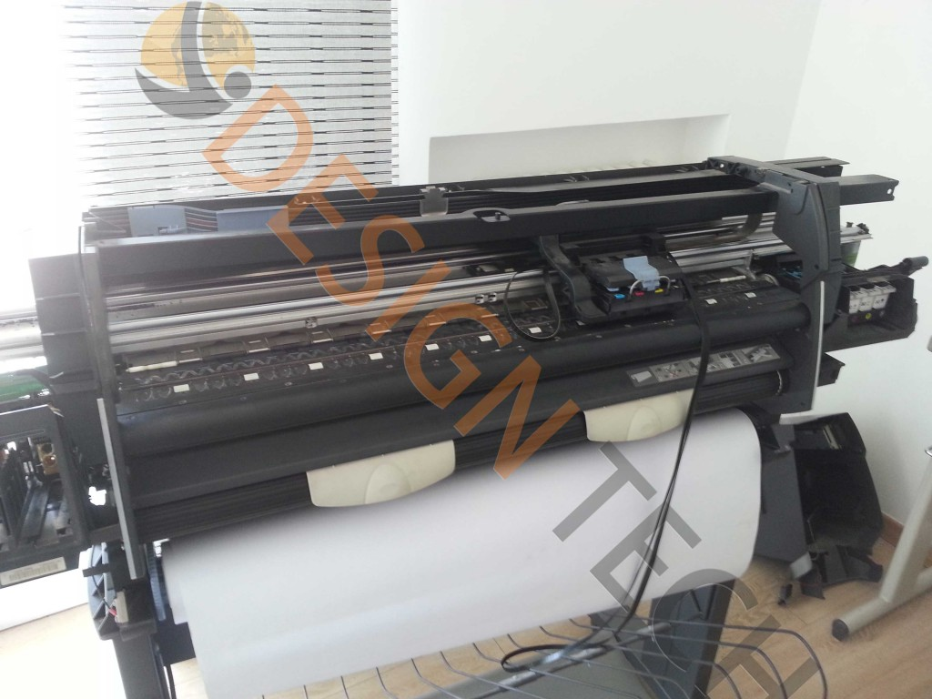 assistenza plotter hp potenza